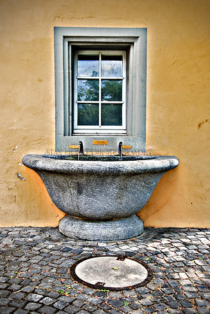 FOUNTAIN-CULLY, SWITZERLAND
