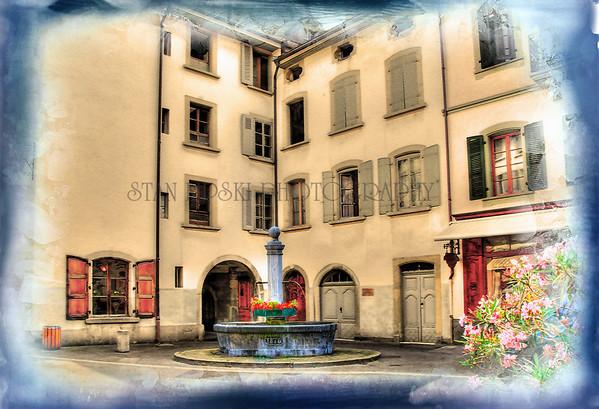 1876 FOUNTAIN-VEVEY, SWITZERLAND