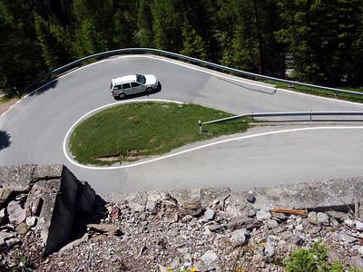 Bormio / Alps, Italy