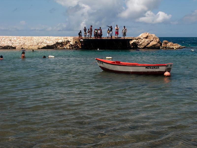 Local swimming spot
