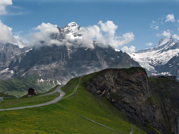 Schrechorn Peak