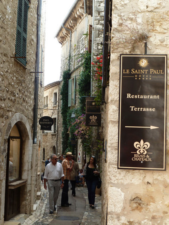 More St-Paul-de-Vence....