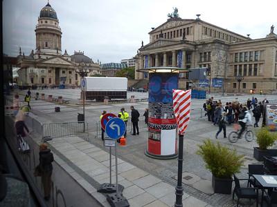 The Gendarmerie Square