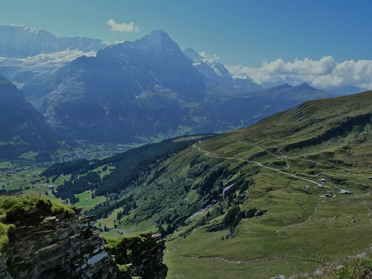 Can't get enough of the Eiger!!