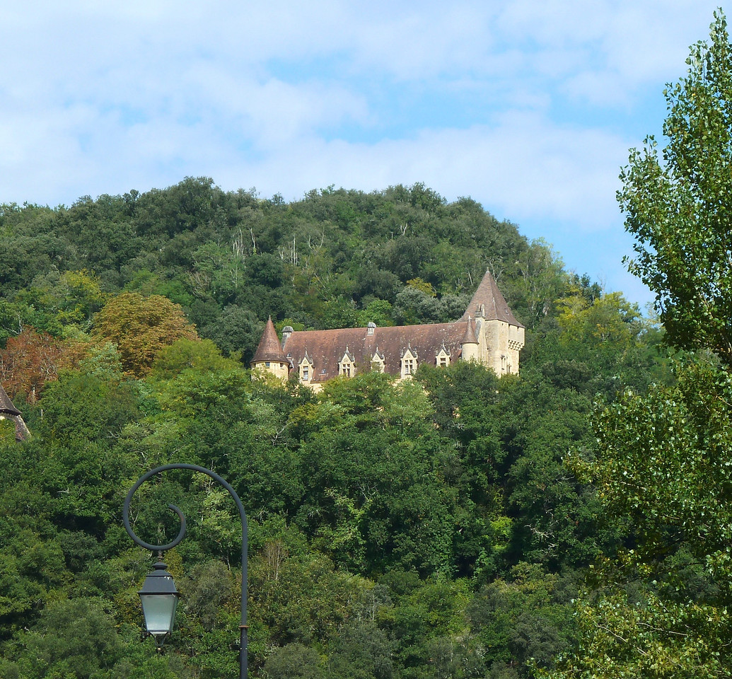 Typical scenery along the Dordogne!