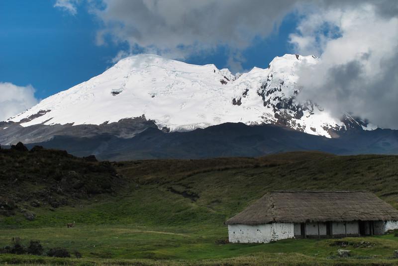 Antisana Volcano, Ecuador