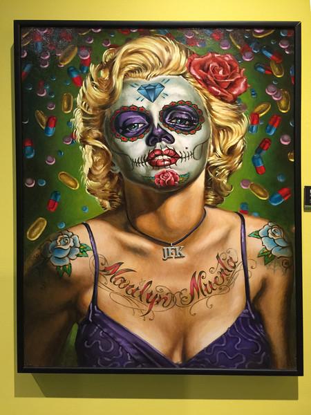 Day of the Dead: Art of Día de los Muertos 2015