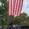 California Firefighters Memorial Ceremony