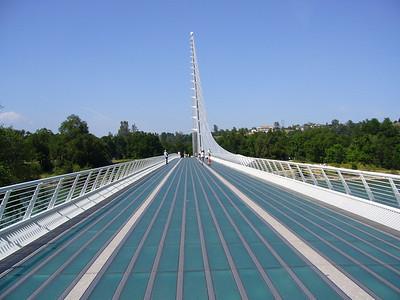 Sacramento Sundial Bridge