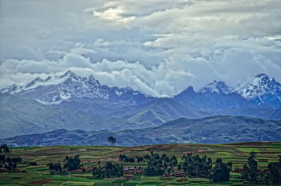 Chincero, Sacred Valley Peru