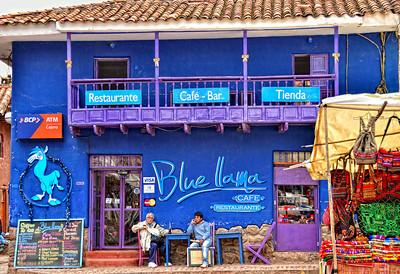 Blue Llama Cafe