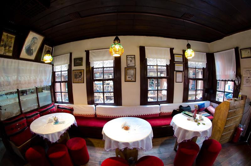 Coffee House, Arasta Bazaar, Safranbolu, Turkey