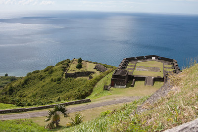 Fort Brimstone St. Kitts