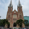 Notre Dame cathedral of HCMC