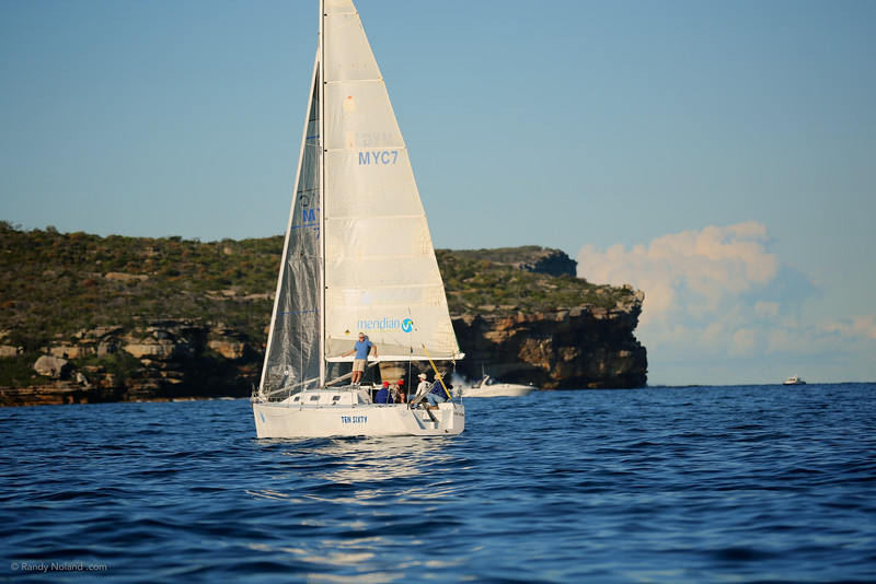 Sydney Sailing  26409