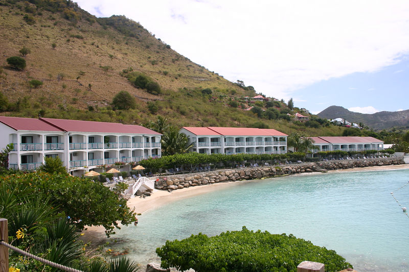 We had checked out the Grand Case Beach Resort on our 2005 winter vacation to Saint Martin.