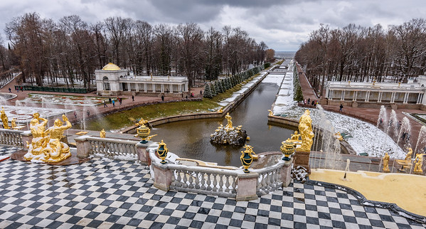 View from Peterhof