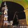 "Nevsky Prospekt: view from ""Gostinniy Dvor"" shopping complex."