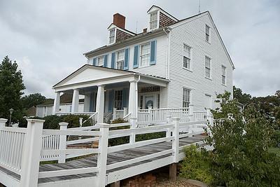 The Brome-Howard Inn.
