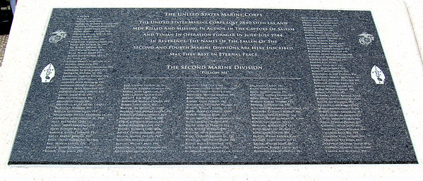2840 Marines killed in action
