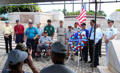 Memorial Service for Veterans