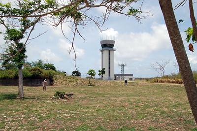 Saipan Airport Tower