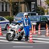 Tokyo Metropolitan Motorcycle Police, 2017.