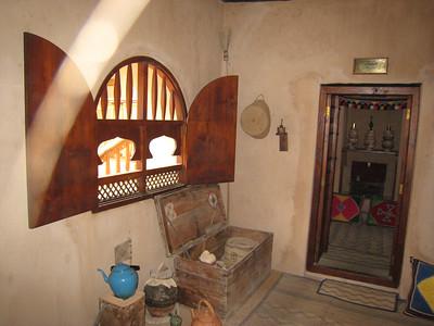Interior Taqa Castle