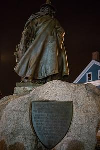 Roger Conant Statue