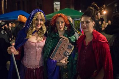 Salem Halloween 2016