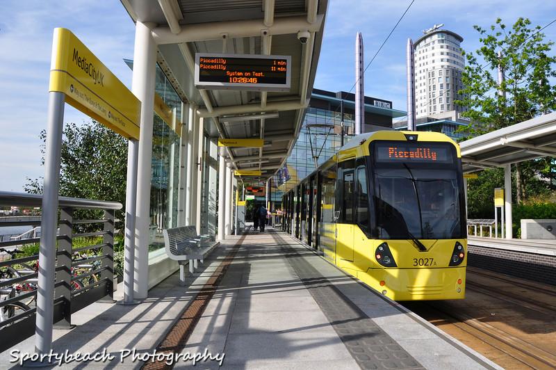 Metrolink station