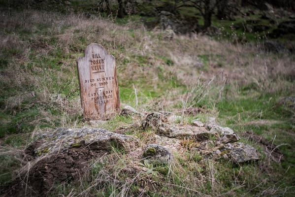 Bill Kelly Grave