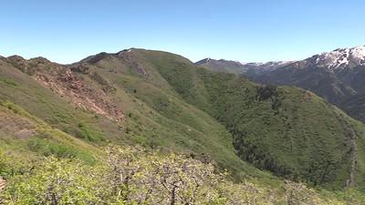 Grandeur Peak Trail