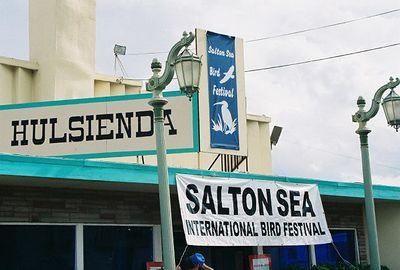 2/19/05 Headquarters for Salton Sea International Bird Festival, Fairgrounds in Brawley, Imperial County, CA