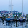 Marina in Stonington, Connecticut