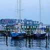 Marina in Stonington, Connecticut