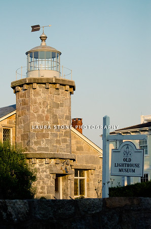 Old Lighthouse Museum, Stonington, Connecticut