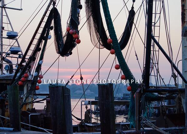 Fishing Boats, Stonington, Connecticut