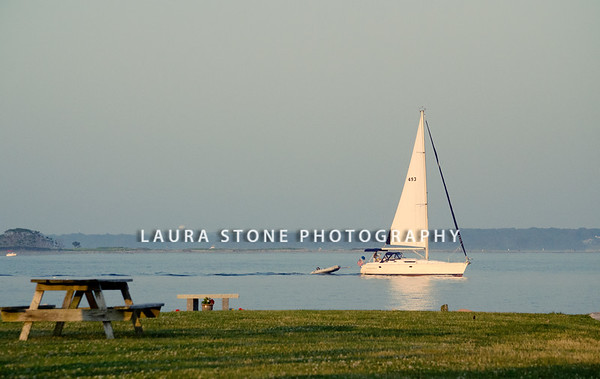 DuBois Point, Stonington, Connecticut
