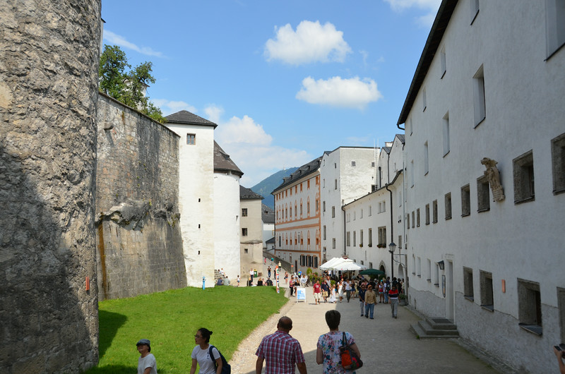 Inside the Fortress.