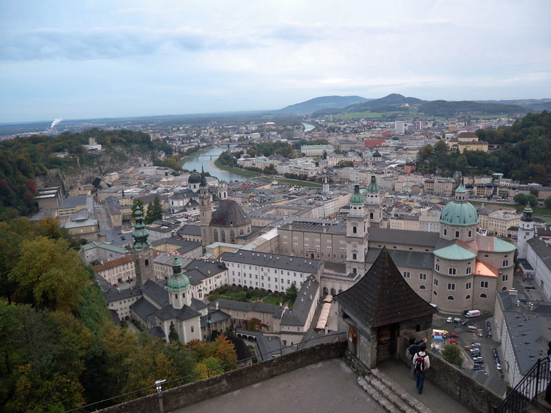 Finally Salzburg!
