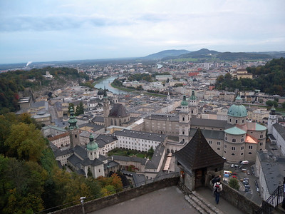 Finally Salzburg!