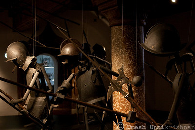 Armor in the Hohensalzburg-2