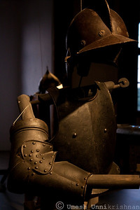 Armor in the Hohensalzburg