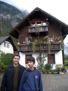 Hallstadt - this is your traditional Alpine home.