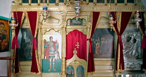 Spillanis Monastery, Pythagorio, Samos, Greece, 31 December 2008 3