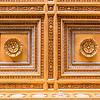 Ceiling Tile, Briscoe Musem