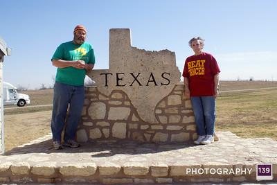 San Antonio Road Trip - 2014
