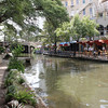 The San Antonio Riverwalk