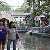 Tish & Jo-Ann along the San Antonio Riverwalk
